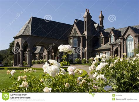 Victorian Style Floor Plans large victorian mansion in nap royalty free stock image