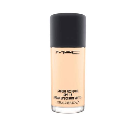 Mac Fix Fluid Foundation studio fix fluid spf 15 foundation mac cosmetics