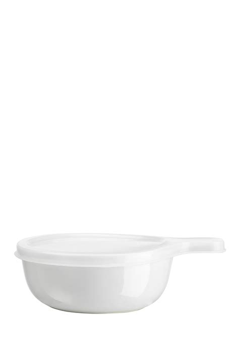 home essentials and beyond white baker with handle