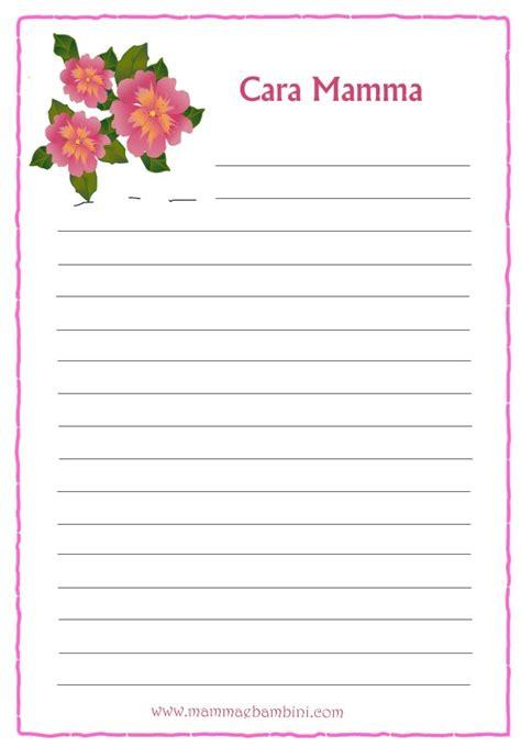 lettere sulla mamma lettera per la festa della mamma mamma e bambini
