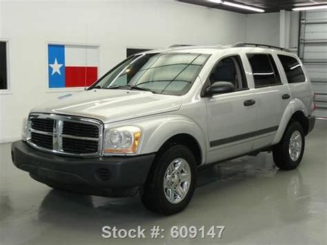 auto body repair training 2005 dodge durango transmission control purchase used 2005 dodge durango st 4x4 automatic cruise control 74k texas direct auto in