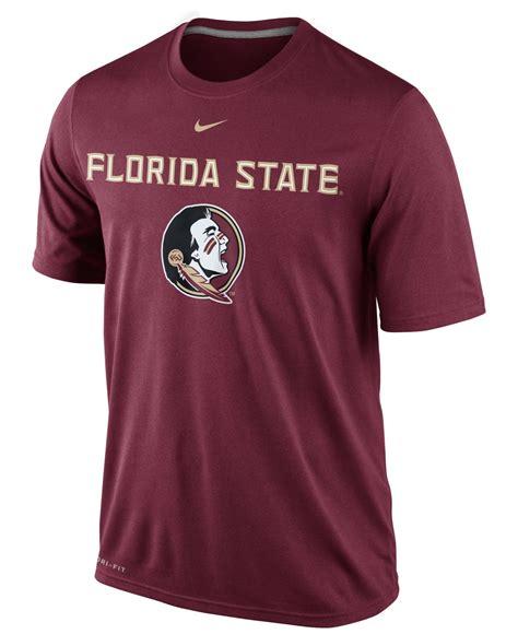Mens Nike Legend Ncaa All Team Colour Dri Fit Size 2xl nike s florida state seminoles dri fit logo legend t