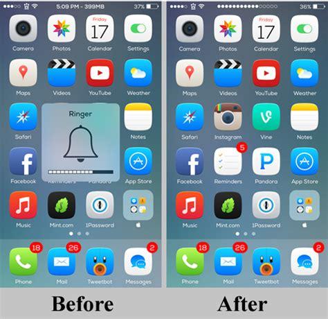 icon layout iphone jailbreak 5 best ios 7 1 2 jailbreak tweaks for iphone 5s iphone 4s