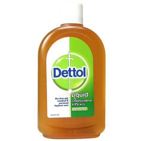Detol Antiseptik dettol antiseptic liquid 500ml 50158089 ebay