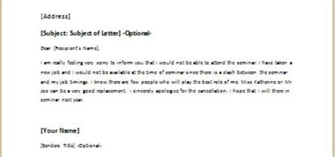 apology letter for cancellation of 28 apology letter for cancellation of seminar