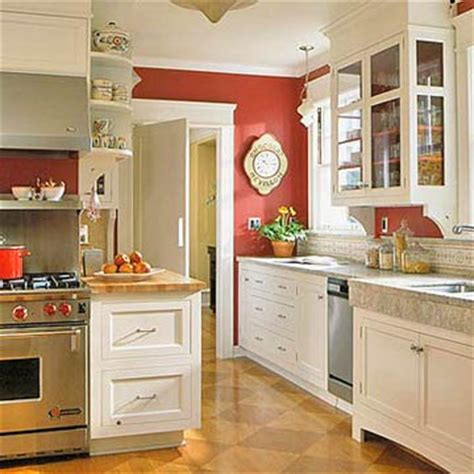 red and white kitchen cabinets modern furniture red kitchen decorating ideas 2012