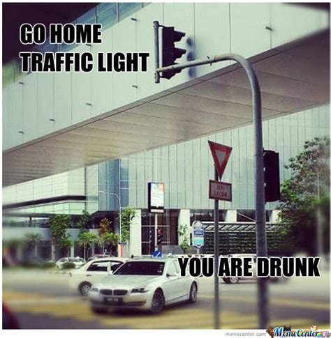 go home traffic light you are by amanccx meme center