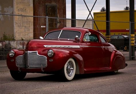 41 Chevrolet Coupe 41 Chevy Coupe Out For A Sunday Drive