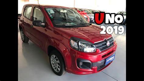 Fiat Uno 2019 by Novo Fiat Uno 2019 Pre 231 Os Vers 245 Es E Motoriza 231 227 O Top