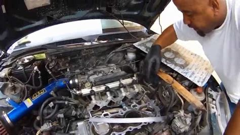 Headl Crv 2005 2006 1buah diagnosing a blown gasket with a home made cylinder