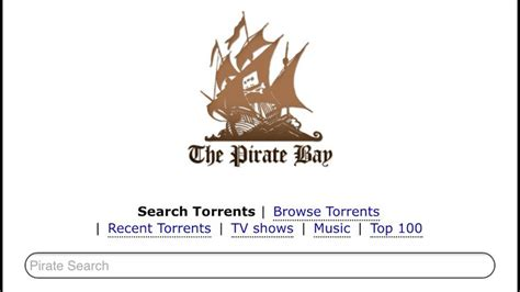 pirate bay the pirate bay is blocked australia wide except it
