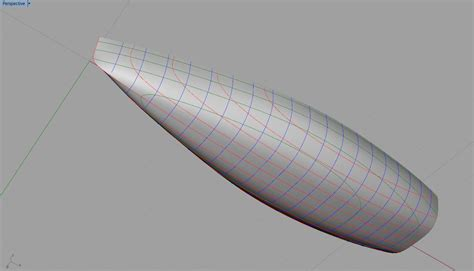 boat hull sections hull design fairing orca3d naval architecture software