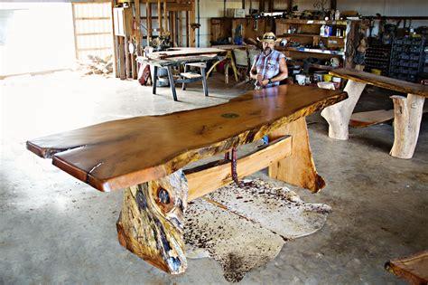 Rustic Furniture Okc by Custom Log Furniture Palmer Rustic Furniture Handmade In