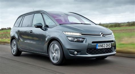 citroen  grand picasso  exclusive  review
