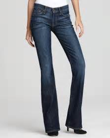 7 for all mankind bootcut for aewom