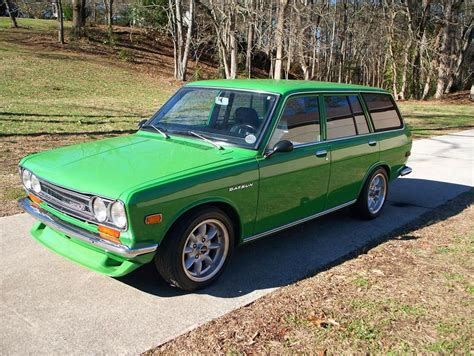 1972 datsun station wagon 1972 datsun 510 wagon auto restorationice
