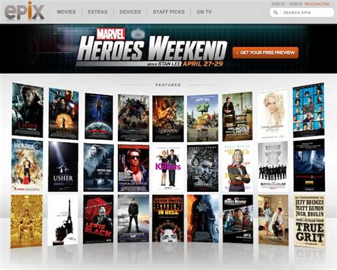 film streaming services and tv sets apple looking to bring epix movie streaming to apple tv