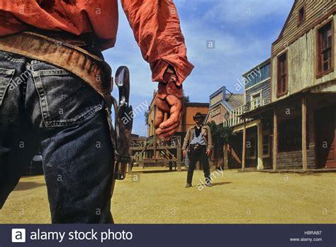 film cowboy in italiano cowboy pistol duel at texas hollywood fort bravo western
