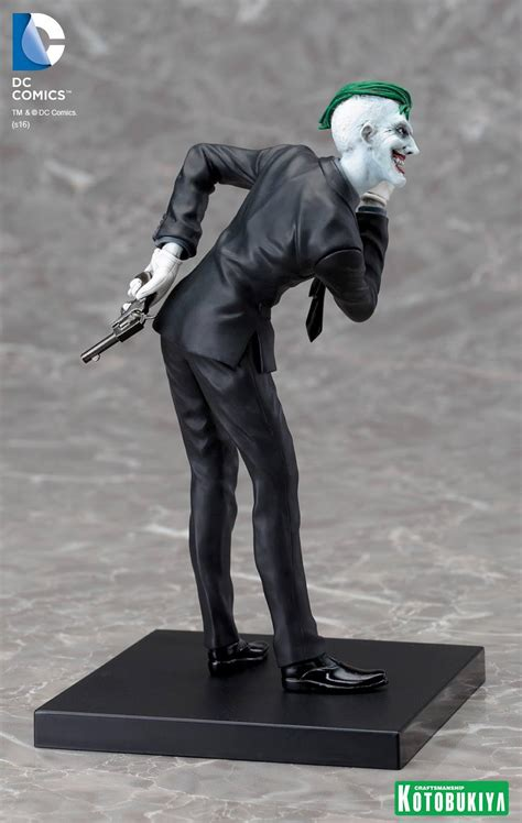 Dc Joker New 001 kotobukiya dc comics new 52 joker artfx statue the