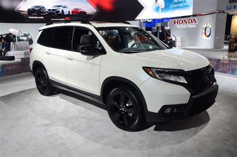2020 Honda Passport by La Auto Show 2018 2020 Honda Passport Is Quietly Born