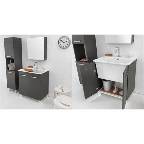 mobile lavatoio ceramica lavatoio 75x50 in ceramica con mobile acquaceramic serie