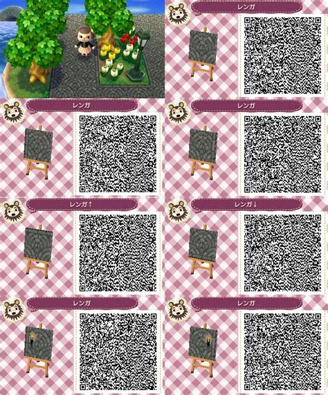 best coolest acnl hair guide images rd 33131 animal crossing new leaf nintendo 3ds custom tiles qr