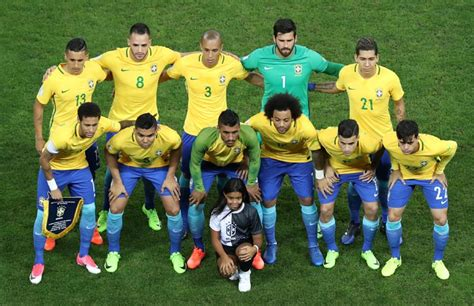 Brazil National Football Team Brazil Leads Unchanged Top 20 In Fifa Rankings