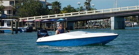 orlando boat tours speed boat adventure tour st petersburg florida