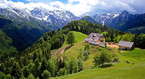 in slovenia hiking in slovenia itinerary map wilderness travel