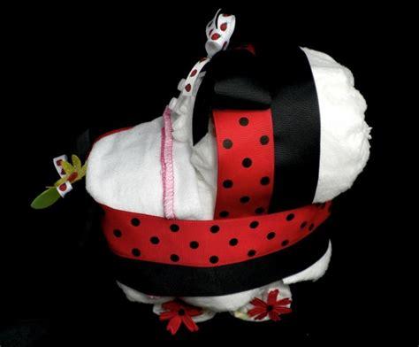 Ladybug Baby Shower Centerpieces by Ladybug Bassinet Baby Shower Centerpiece Gift