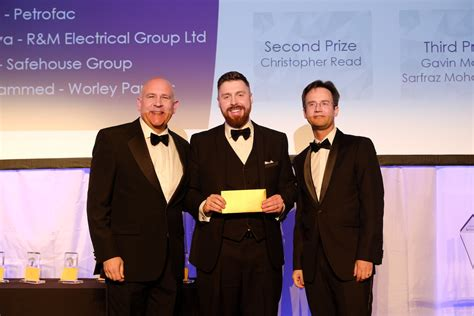 Mba Information Manager Robert Gordon by Gear Hailed As Future Industry Leader Shetland News