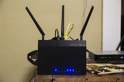 Router Asus Rt Ac66u asus rt ac66u gigabit wireless router wireless 802 11ac dslr noob