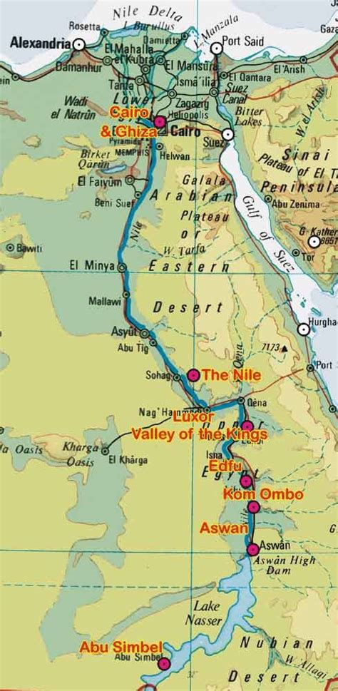nile river on a map map of nile and obsessed with maps