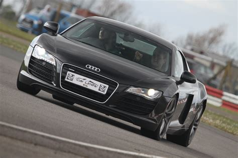 Black Audi R8 V8 Supercar Hd Wallpapers
