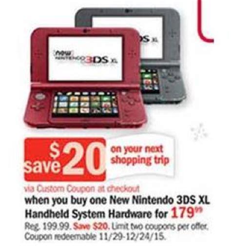 best 3ds xl deals best deals nintendo 3ds black friday 2015 bargains to bounty