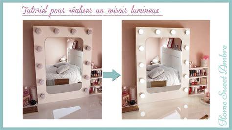 diy pro diy miroir lumineux maquillage pro vanity mirror with