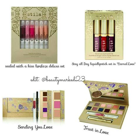 stila holiday 2015 gift sets sneak peek new in beauty