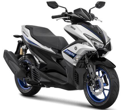 Pcx 2018 Aerox by 2018 Yamaha Aerox R Indonesia Update Rm7 455 Image 771093
