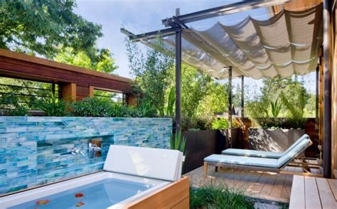 backyard bathtub how to bring home spa like opulence with amazing hot tubs