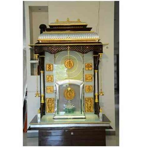 interior design for mandir in home glass mandir designs for home glass temple designs photos