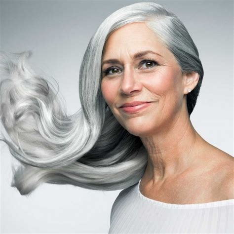 how to care for thick gray hair on over sixty woman how to care for grey hair best hair products and cuts