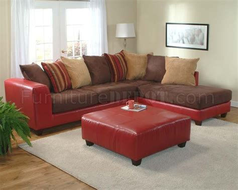 multi color sectional sofa multi color modern sectional sofa w optional ottoman