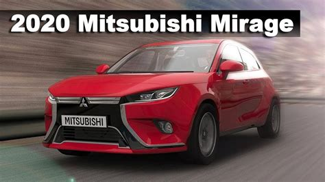 mitsubishi mirage preview youtube