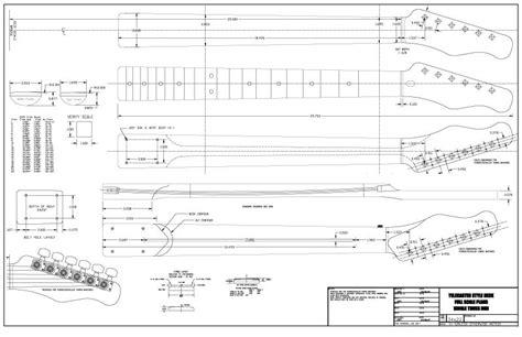 telecaster headstock diagram vintage strat headstock