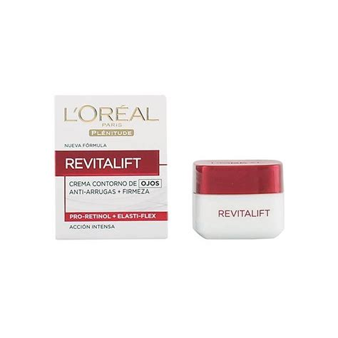 L Oreal Revitalift l oreal make up revitalift eye contour 15 ml eye creams photopoint