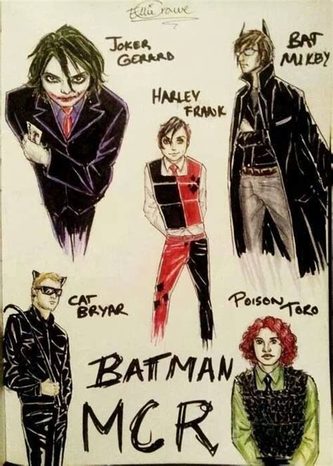 Cing Toilet Chemical Alternatives by My Chemical Romance Batman My Chemical Romance
