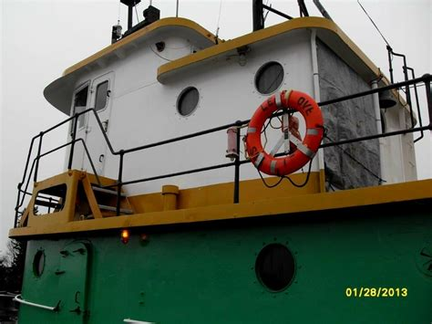 liveaboard tugboat for sale model bow coastal tug for sale 100 coastal tug live
