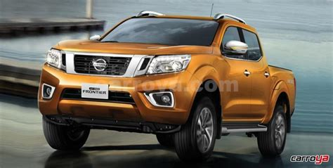 nissan frontier np   doble cabina turbo diesel