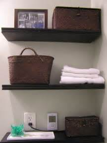 small wall shelves for bathroom 33 clever stylish bathroom storage ideas