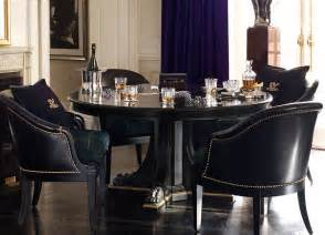 Ralph Lauren Dining Room Apartment No One